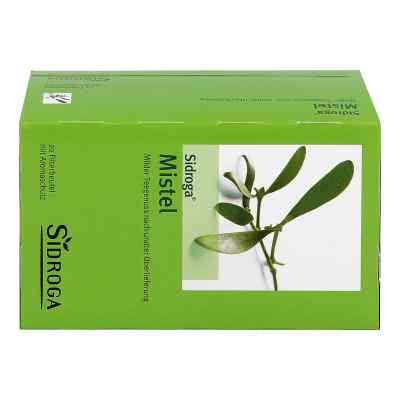 Sidroga Mistel Tee Filterbeutel  bei apotheke.at bestellen