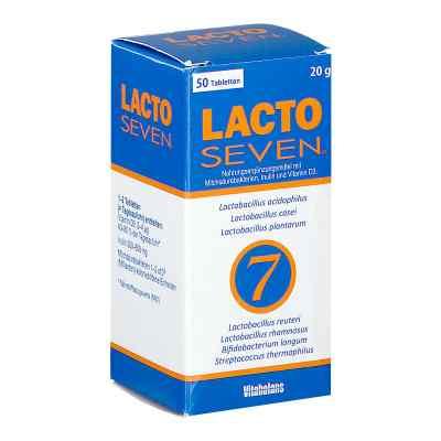 Lactoseven Tabletten  bei apotheke.at bestellen