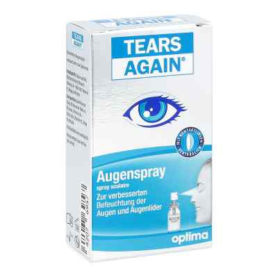 Tears Again Liposomales Augenspray  bei apotheke.at bestellen