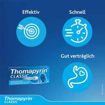 Thomapyrin CLASSIC Schmerztabletten bei Kopfschmerzen  bei apotheke.at bestellen