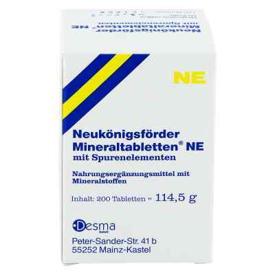 Neukönigsförder Mineraltabletten Ne  bei apotheke.at bestellen