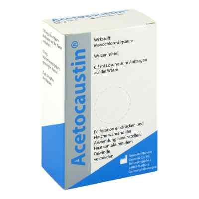 Acetocaustin Lösung  bei apotheke.at bestellen