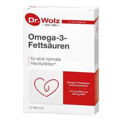 Omega 3 Fettsäuren 500 mg/60% Kapseln  bei apotheke.at bestellen