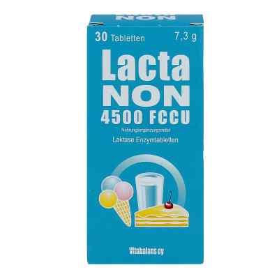 Lactanon 4500 Fccu Tabletten  bei apotheke.at bestellen
