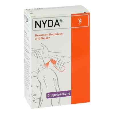 Nyda gegen Läuse und Nissen Pumplösung  bei apotheke.at bestellen