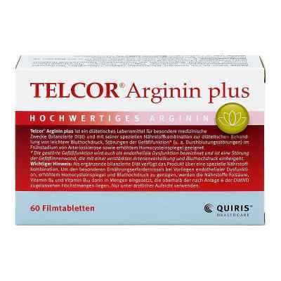 Telcor Arginin plus Filmtabletten  bei apotheke.at bestellen