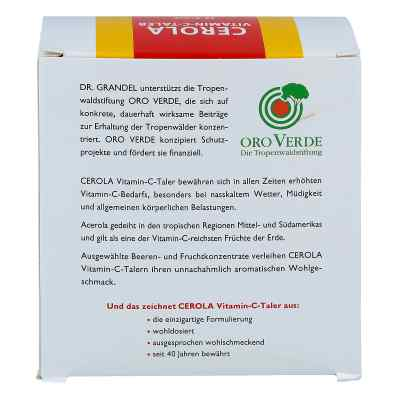 Cerola Vitamin C Taler Grandel  bei apotheke.at bestellen