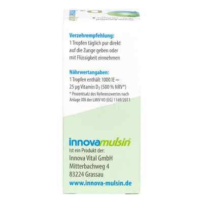 Innova Mulsin Vitamin D3 Emulsion  bei apotheke.at bestellen