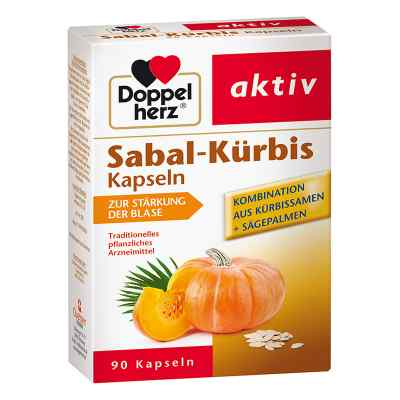 Doppelherz Sabal-kürbis Kapseln  bei apotheke.at bestellen