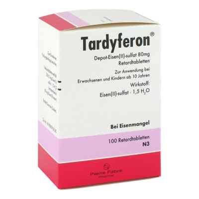 Tardyferon Depot-Eisen(II)-sulfat 80mg  bei apotheke.at bestellen