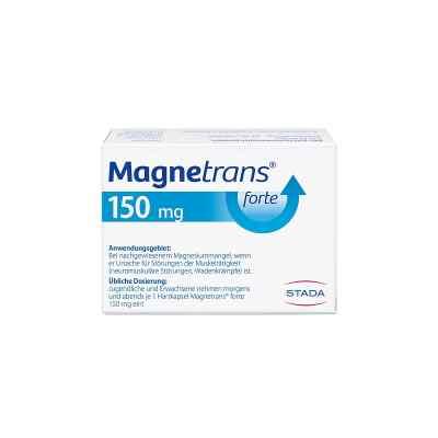 Magnetrans forte 150 mg Hartkapseln  bei apotheke.at bestellen