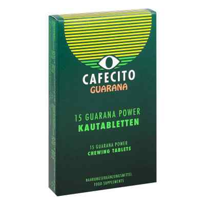 Guarana Cafecito Kautabletten  bei apotheke.at bestellen