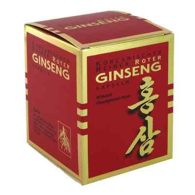 Koreanischer Reiner Roter Ginseng Kapseln 300mg  bei apotheke.at bestellen