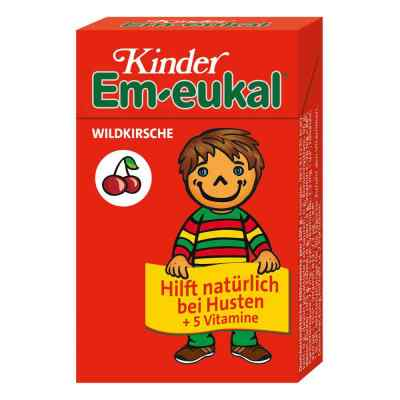 Em Eukal Kinder Bonbons zuckerhaltig Pocketbox  bei apotheke.at bestellen