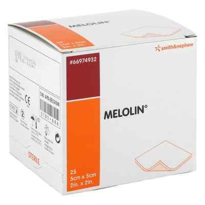 Melolin 5x5cm Wundauflagen steril  bei apotheke.at bestellen