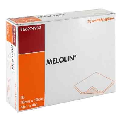 Melolin 10x10cm Wundauflagen steril  bei apotheke.at bestellen