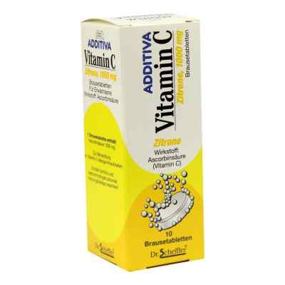 Additiva Vitamin C Brausetabletten  bei apotheke.at bestellen