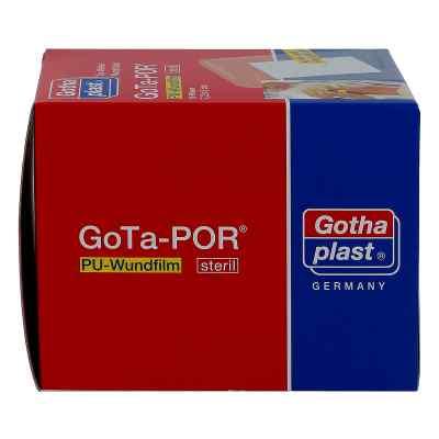 Gota-por Pu Wundfilm 7,2x5 cm steril Pflaster  bei apotheke.at bestellen