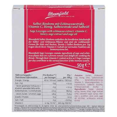 Bloomfield Salbei Bonbons mit Echinacea  bei apotheke.at bestellen
