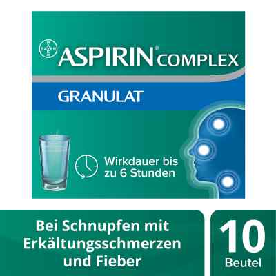 ASPIRIN COMPLEX  bei apotheke.at bestellen