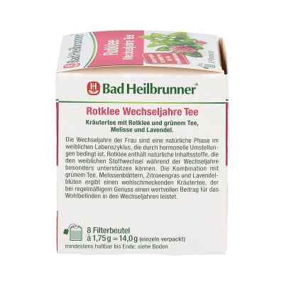Bad Heilbrunner Tee Rotklee Wechseljahre Filterbtl