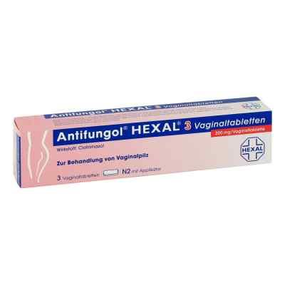Antifungol HEXAL 3