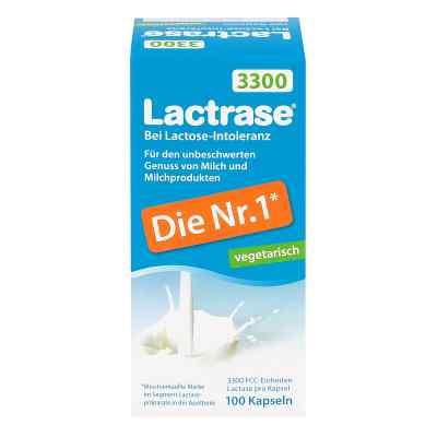 Lactrase vegetarisch 3.300 Kapseln  bei apotheke.at bestellen