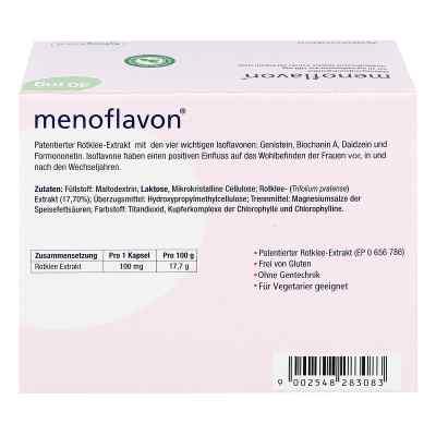Menoflavon 40 mg Kapseln