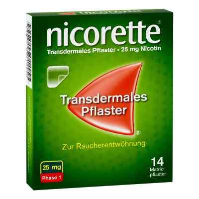 Nicorette Pflaster mit 25 mg Nikotin  bei apotheke.at bestellen