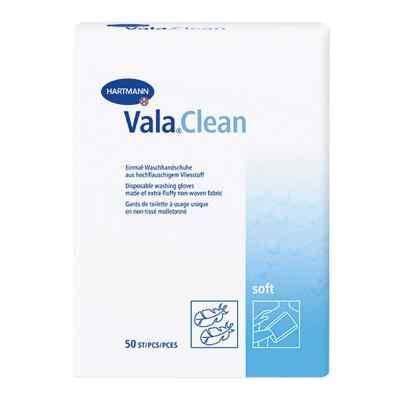 Valaclean soft Einmal Waschhandschuhe  bei apotheke.at bestellen