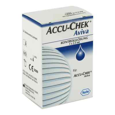 Accu Chek Aviva Kontroll Lösung  bei apotheke.at bestellen