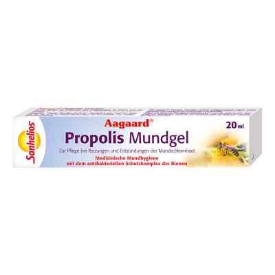 Aagaard Propolis Mundgel  bei apotheke.at bestellen