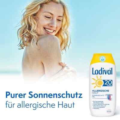 Ladival allergische Haut Gel Lsf 20  bei apotheke.at bestellen
