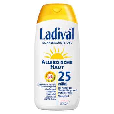 Ladival allergische Haut Gel Lsf 25  bei apotheke.at bestellen