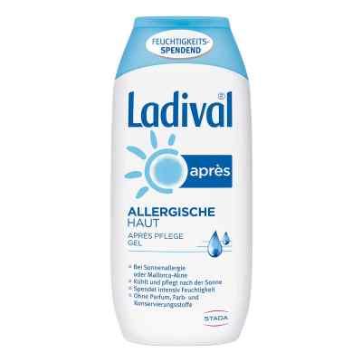 Ladival allergische Haut Apres Gel  bei apotheke.at bestellen