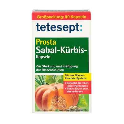 Tetesept Prosta Sabal-Kürbis Kapseln