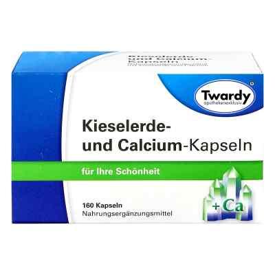Kieselerde + Calcium Kapseln  bei apotheke.at bestellen