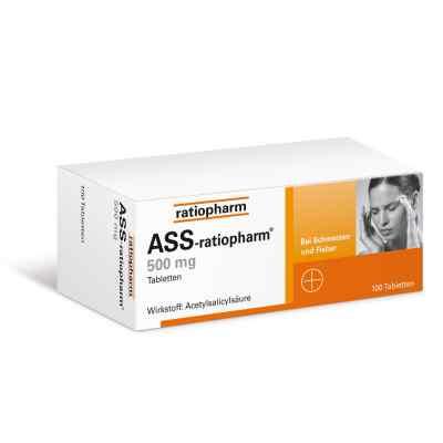 ASS-ratiopharm 500mg