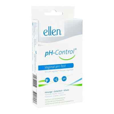 Ph Control Teststäbchen