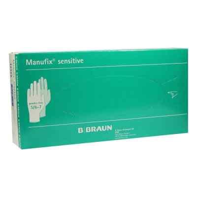 Manufix Unters.handschuhe sensitiv pf. klein  bei apotheke.at bestellen