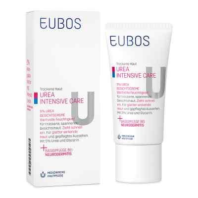 Eubos Trockene Haut Urea 5% Gesichtscreme  bei apotheke.at bestellen
