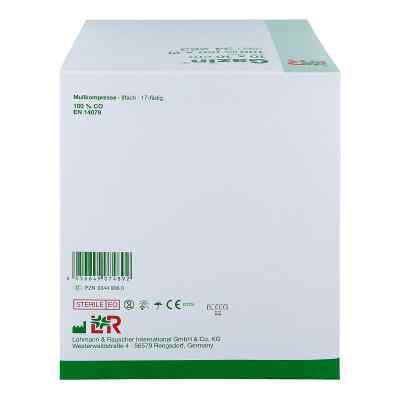 Gazin Kompressen 10x10cm 8fach steril  bei apotheke.at bestellen
