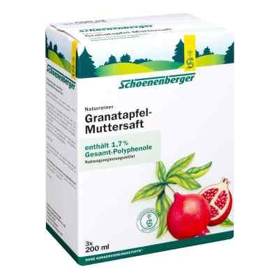 Granatapfel Muttersaft Schoenenberger Heilpfl.s.  bei apotheke.at bestellen