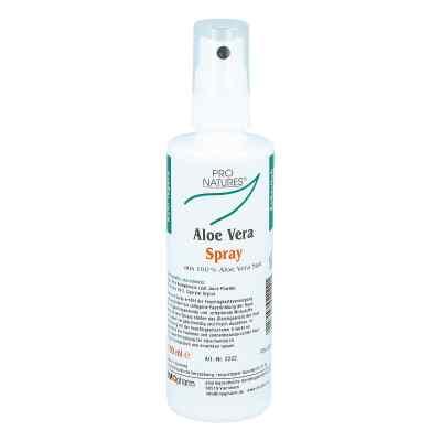 Aloe Vera 100% pur pro Natur Spray  bei apotheke.at bestellen