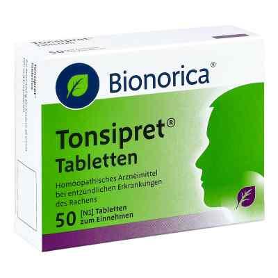 Tonsipret Tabletten  bei apotheke.at bestellen