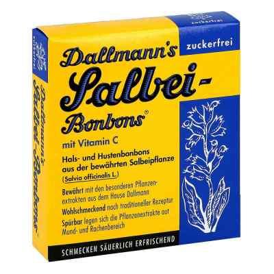 Dallmann's Salbeibonbons zuckerfrei  bei apotheke.at bestellen
