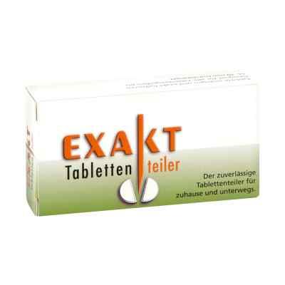 Exakt Tablettenteiler  bei apotheke.at bestellen