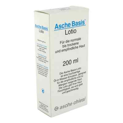 Asche Basis Lotio  bei apotheke.at bestellen