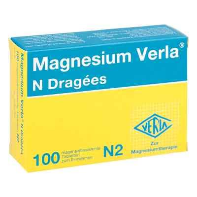 Magnesium Verla N Dragees  bei apotheke.at bestellen