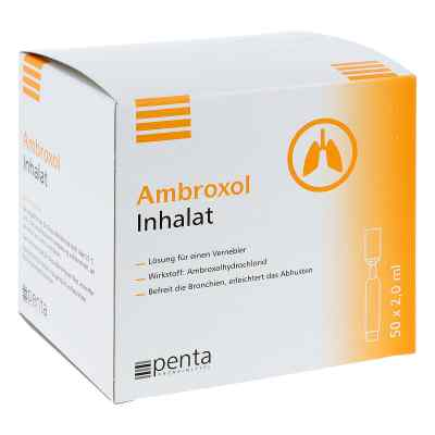 Ambroxol Inhalat 15ml/2ml  bei apotheke.at bestellen